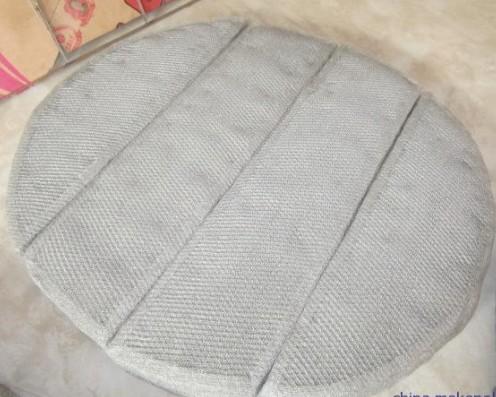 镶嵌式丝网除沫器