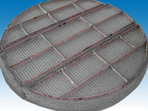 金属丝网除沫器