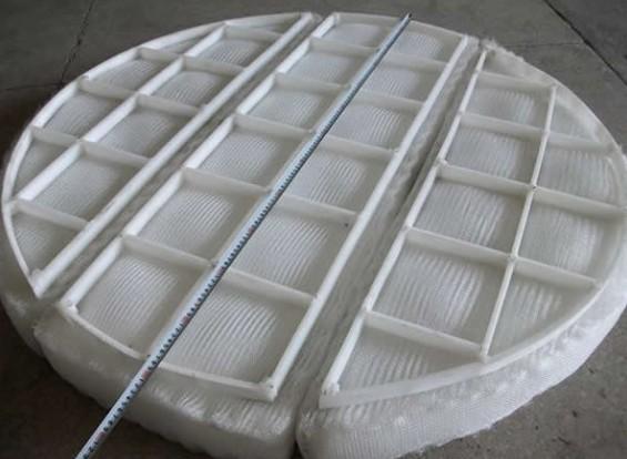 塑料丝网除沫器 聚丙烯丝网除沫器