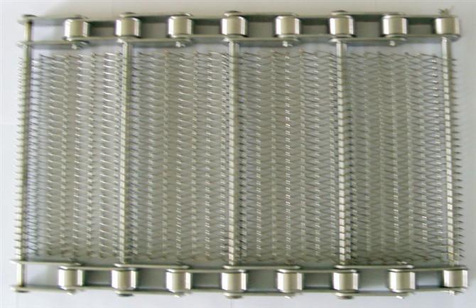 网带 链条不锈钢输送网带
