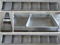 不锈钢方便面油炸盒