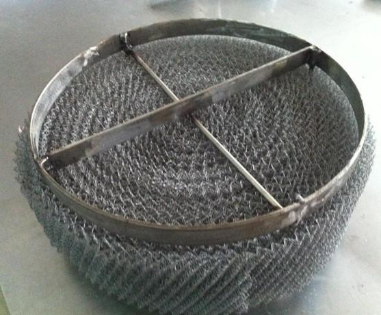 丝网除沫器在使用时的安装要点和维护要点