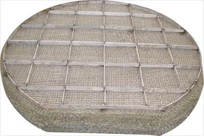 丝网除沫器的构造特点及部件组成是什么