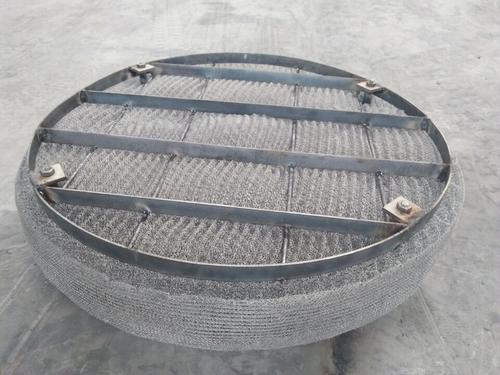 丝网除沫器可以去除有害工业气体