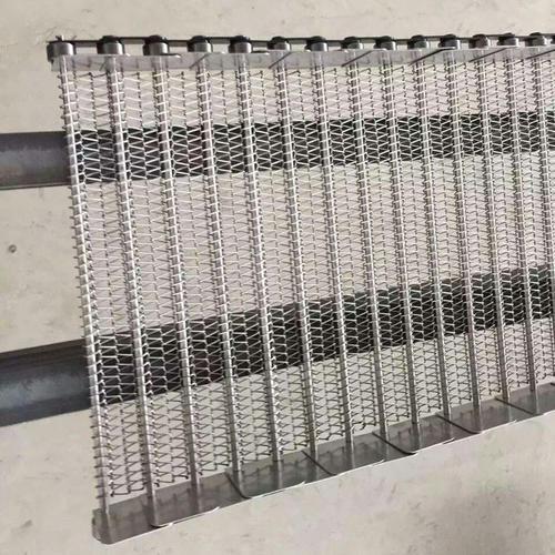 不锈钢链条网带金属网带要做到及时维护