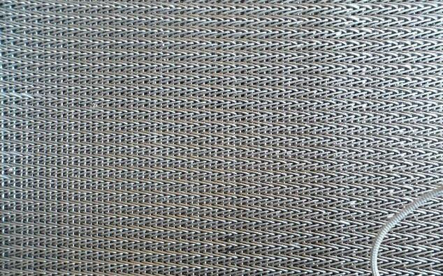 金属网带要定期做到正确的保养