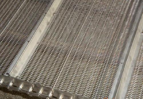 清洗行业输送部件-不锈钢网带