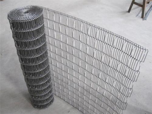 不锈钢网带的明显特点