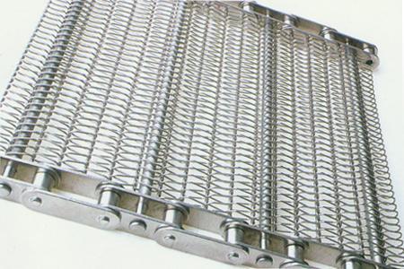 不锈钢链条网带的问题简述及处理