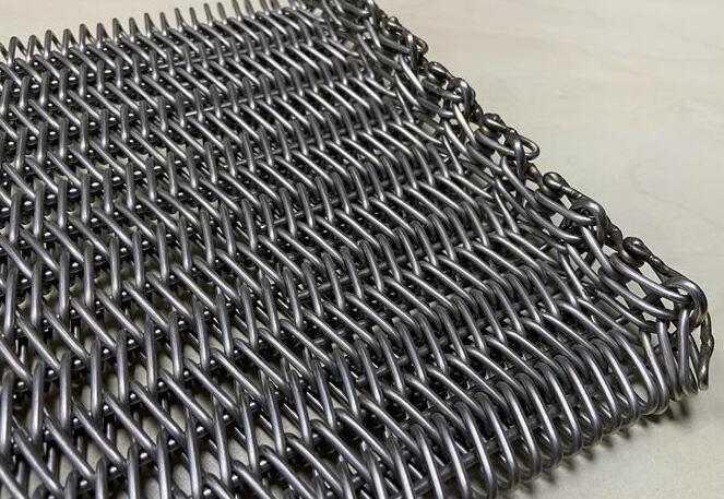 当下不锈钢链条网带的种类及应用