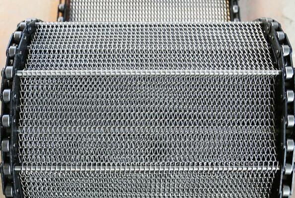 不锈钢输送网带对运用地理环境有什么要求